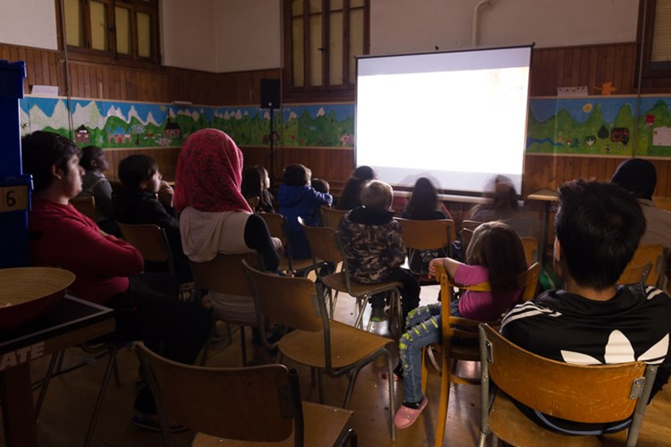 Moving Pictures: Cinema for Refugees (1)
