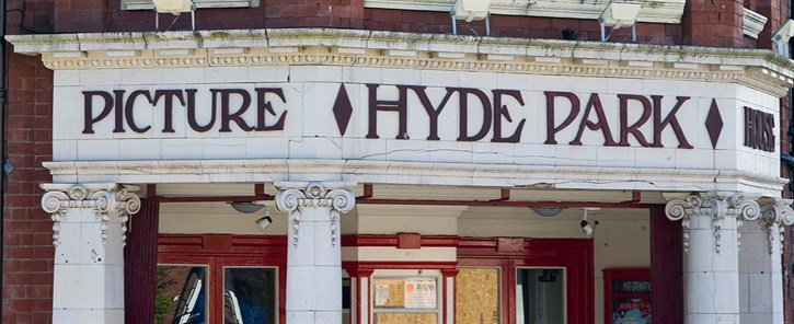 Hyde Park Picture House - Header