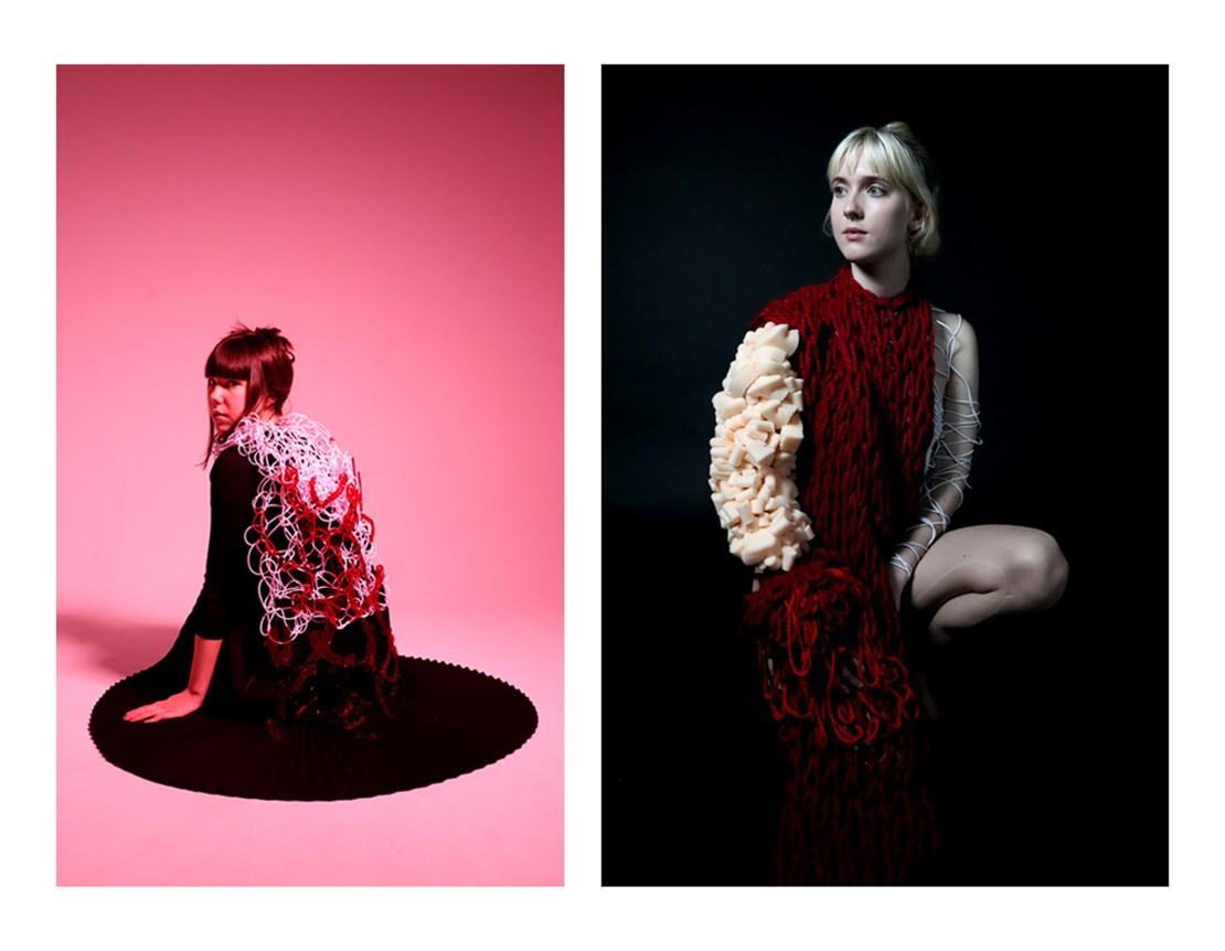 Textiles Fashion Pathway Leeds Arts University