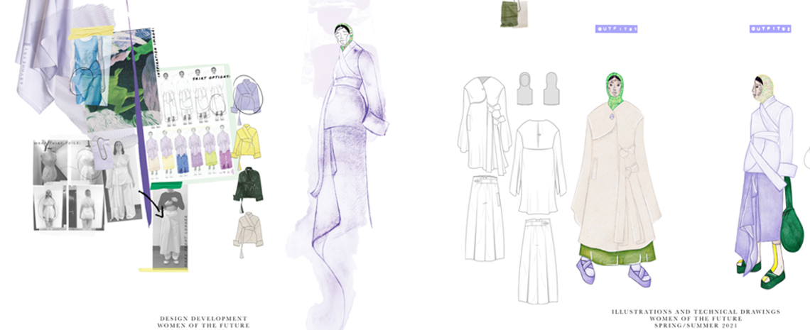 Ba Hons Fashion Design Degree Course Leeds Arts University