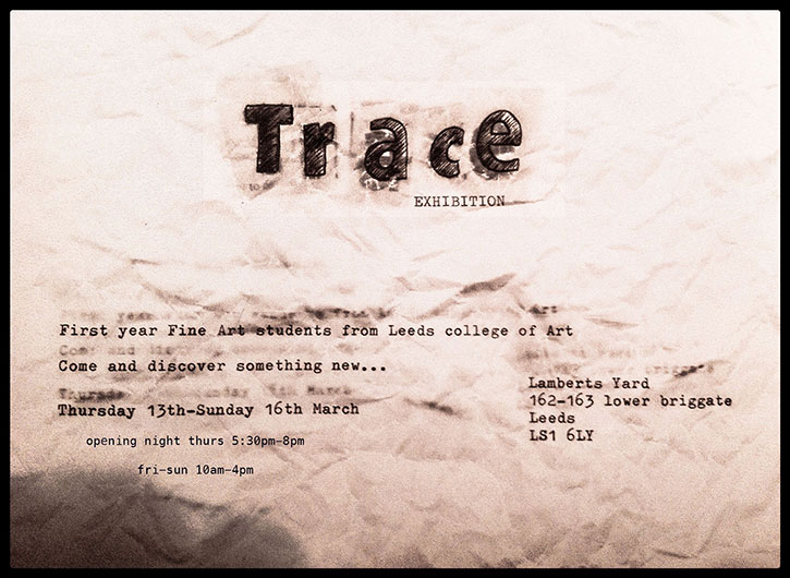 Trace -Image