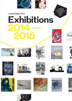 Exhibition Programme August 2014 - October 2015