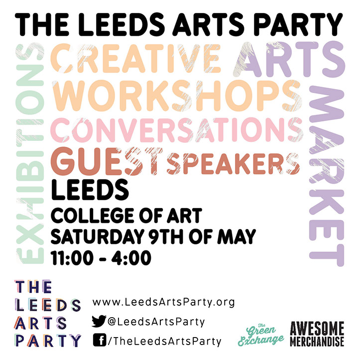 Leeds Art Party