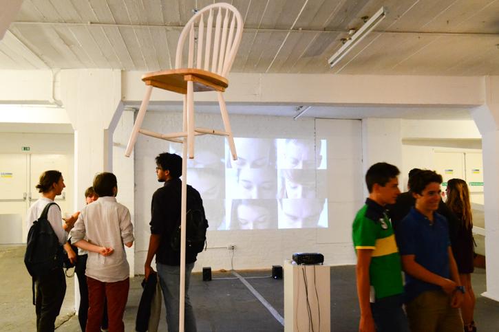 Fine Art Graduates Showcase At Free Range 2015