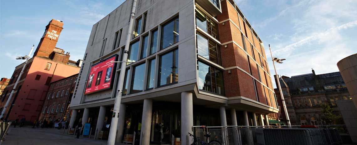 Carriageworks Theatre Leeds Arts University